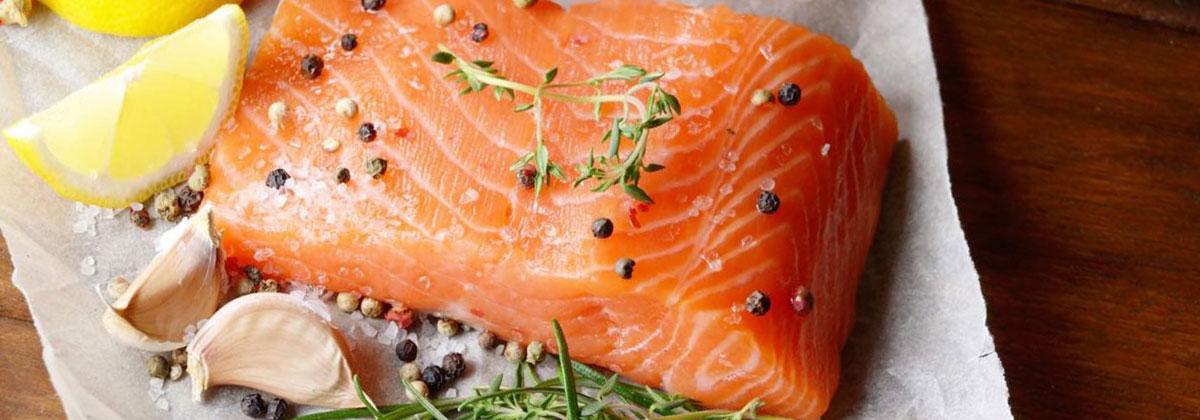 Receta Sous Vide Salmon con Limon y Romero
