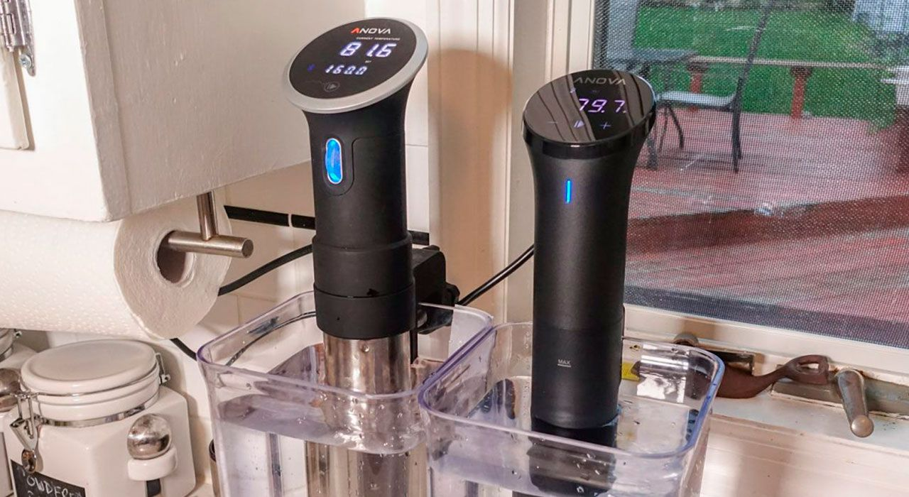 Anova precision cooker vs anova precision cooker nano