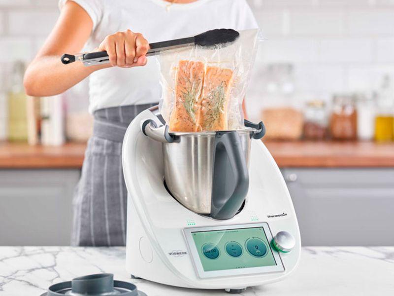 Cocinar al vacío con tu Thermomix