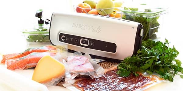 envasadoras para cocina al vacio a baja temperatura o sous vide