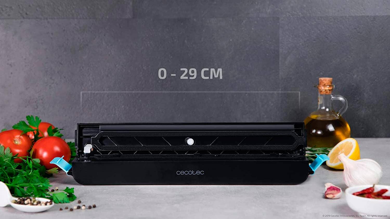 Vista detalle Cecotec SealVac 600 imagen 3