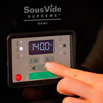 Vista detalle SousVide Supreme Demi imagen 2