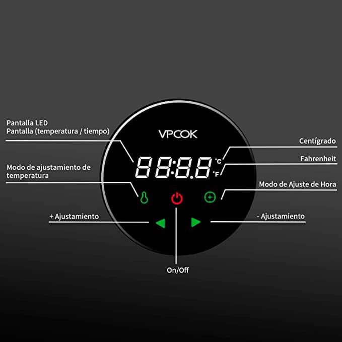 Vista detalle VPCOK XK-1903 imagen 2