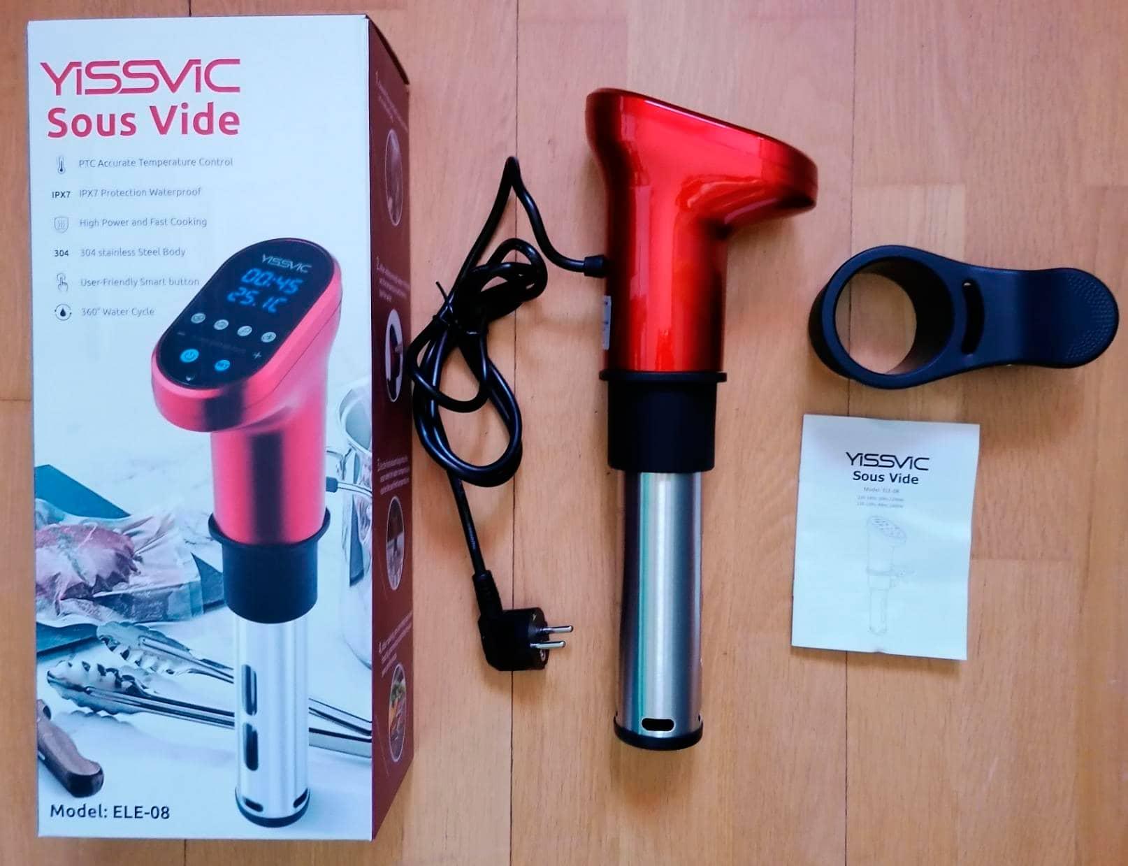 Vista detalle YISSVIC ELE-08 imagen 1
