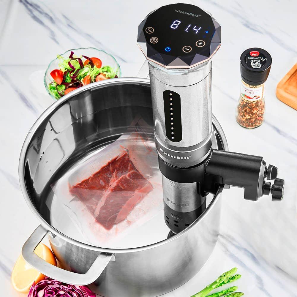 Vista detalle KitchenBoss G300 imagen 3